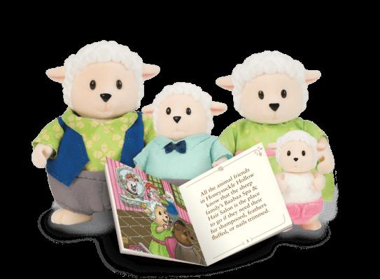 Woodzeez_Sheep_Family65